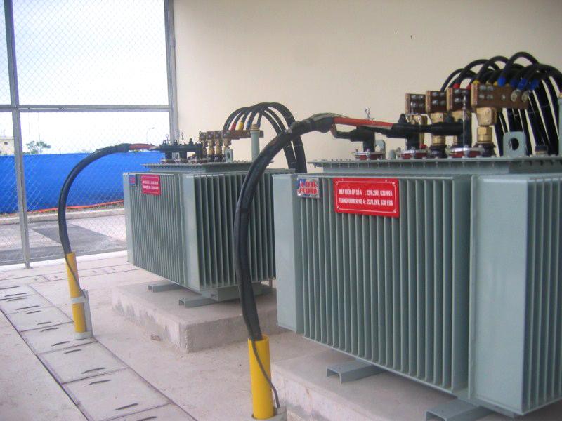 hệ thống điện vân khánh group