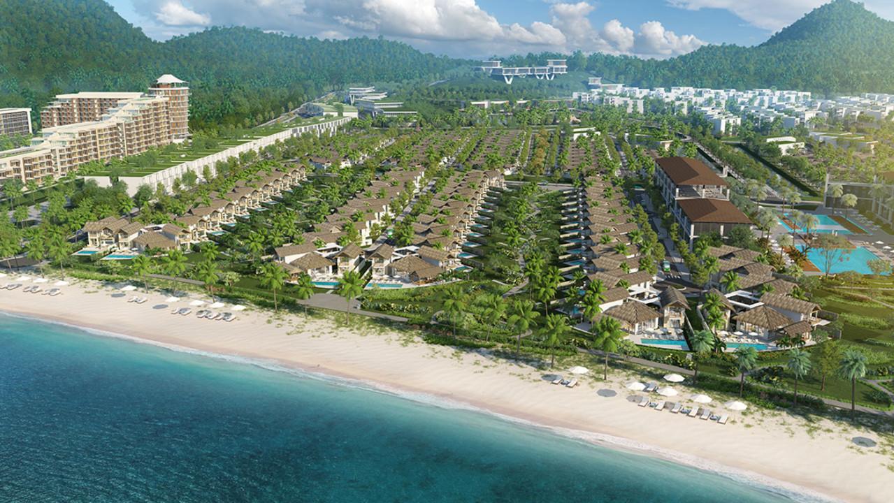 Khu phức hợp du lịch nghỉ dưỡng Bãi Khem - Phú Quốc
