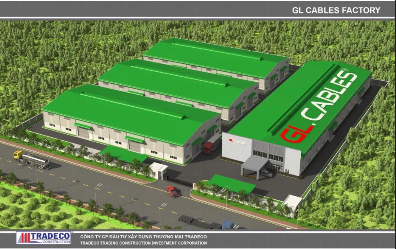 Nhà máy GL Cables - Giai đoạn 1 tại Bà Rịa - Vũng Tàu