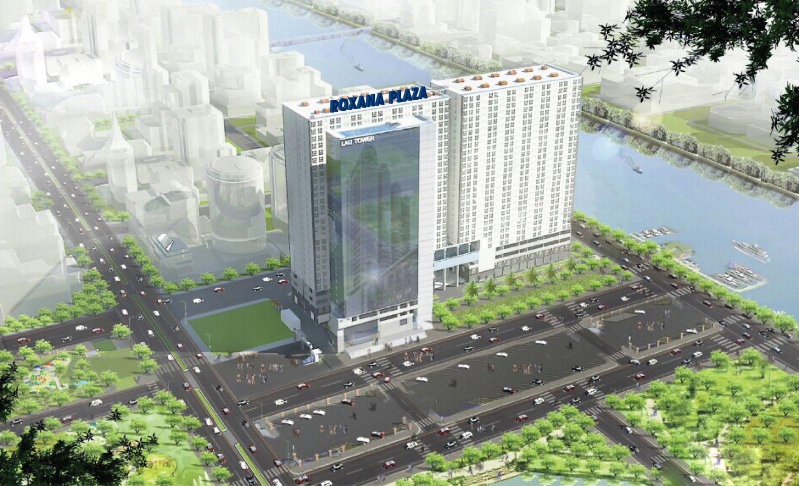 Trung tâm thương mại Roxana - Bình Dương